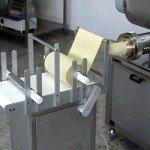 Fabrique de pâtes grande industrielle machines pour pâtes 120 kgh