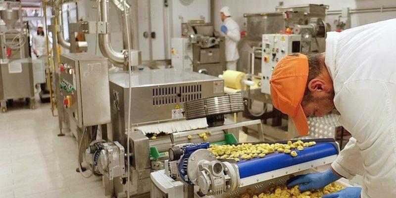 Installations et lignes pour usines de pâtes artisanales et industrielles