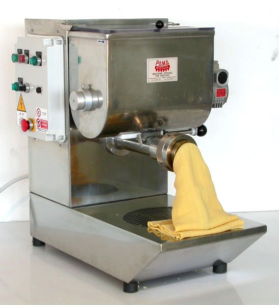 Laboratorio artigianale piccolo macchine per pasta prod - Macchine per la pasta casalinga ...