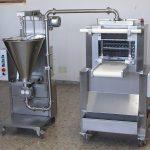 Raviolatrici automatiche da 20 a 300 kg/h di produzione.