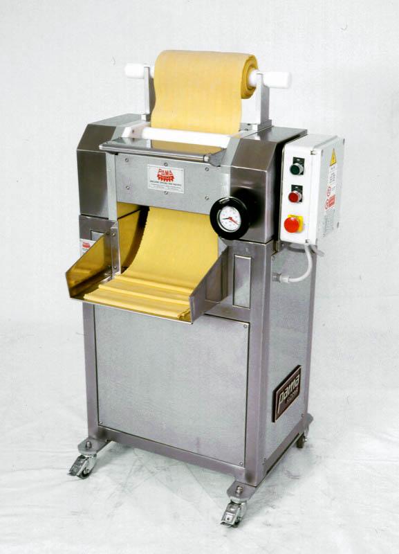 Sfogliatrici laminatoi automatici per pastifici