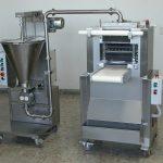 Pastificio industriale macchine per pasta prod. 250 kg/h