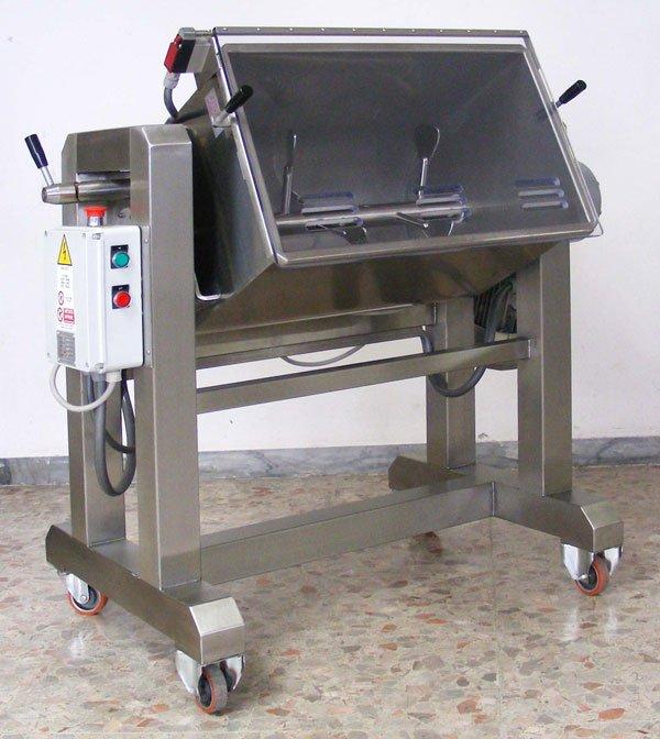 Macchine speciali per pasta fresca secca o senza glutine - Impastatrice per pasta fatta in casa ...