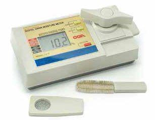 strumento controllo umidità pasta secca prodotto con gli essiccatoi statici
