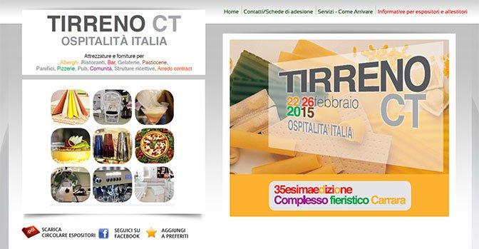 Macchinari per pastifici alla Fiera Tirreno CT 2015