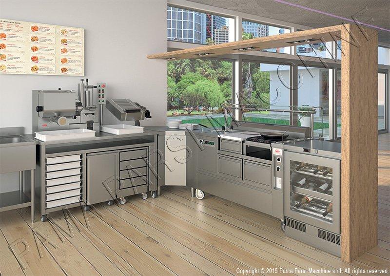 Macchine per la pasta fresca - Macchina per cucinare ...