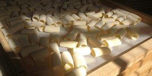 Dry pasta machines