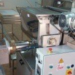 Impianto pasta secca