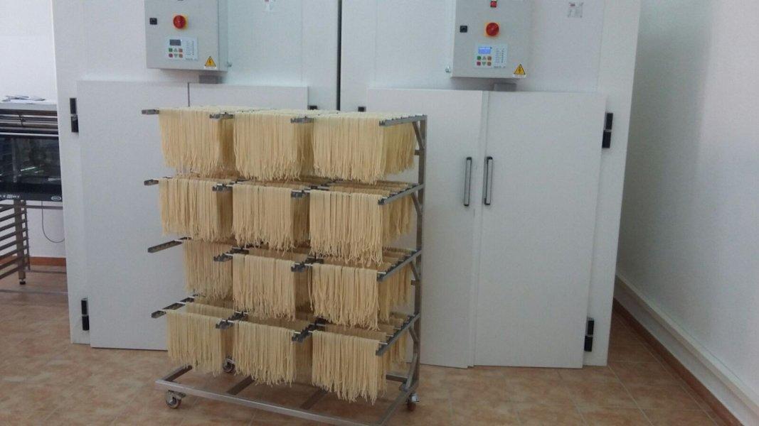 Essiccatoio per pasta secca