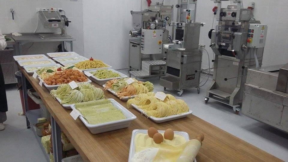 Vendita macchine per pasta per ristoranti e pastifici - Macchine per pasta in casa ...