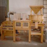 Impianti di macinazione e mulini molini per cereali legumi per Pastifici