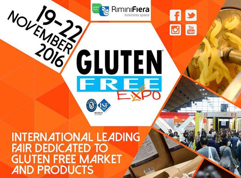 Fiera Gluten Free Expo di Rimini 2016
