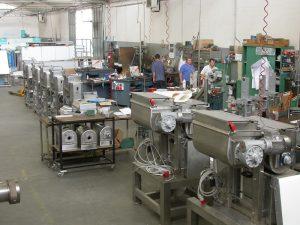 Assistenza riparazione macchine per pasta fresca secca e pastifici