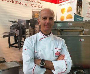 Tecnico pastaio Luca Carocci