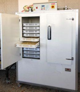 Piccolo essiccatoio per pasta secca VR/20