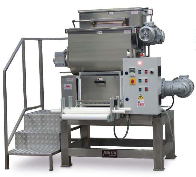 Macchine per pasta fresca sfogliatrici laminatoi automatici per pastifici artigianali e industriali