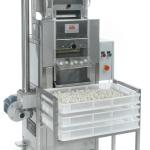 Macchine gnoccatrici automatiche e bollitori per gnocchi