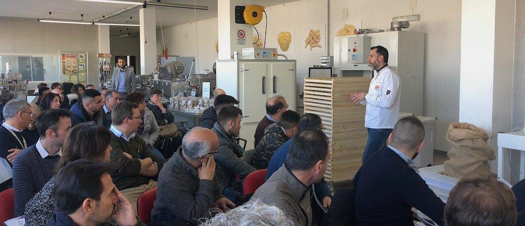 corsi di formazione per produziomne pasta secca