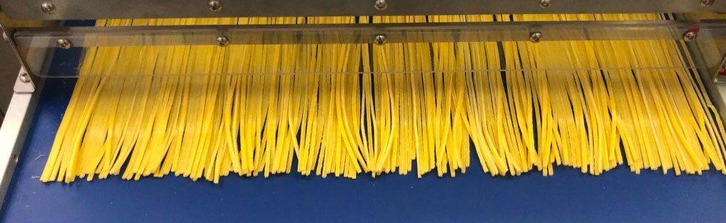 Impianti per pastifici per pasta lunga e pasta corta