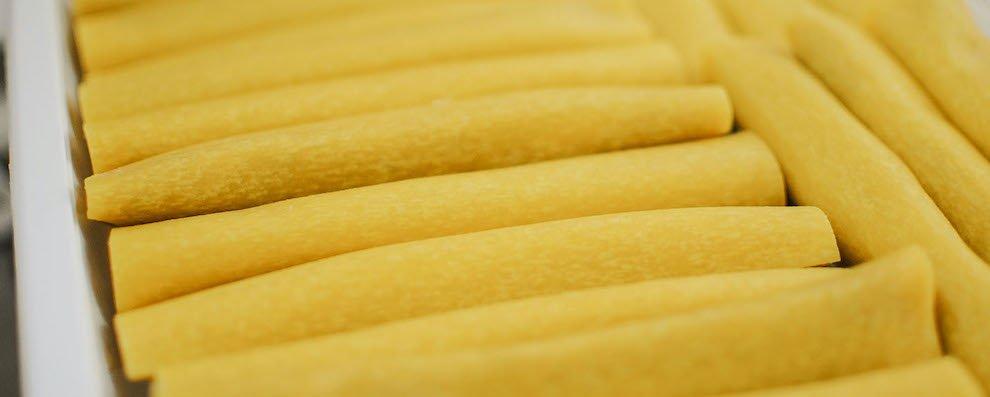 Impianti per pastifici per lasagne e cannelloni