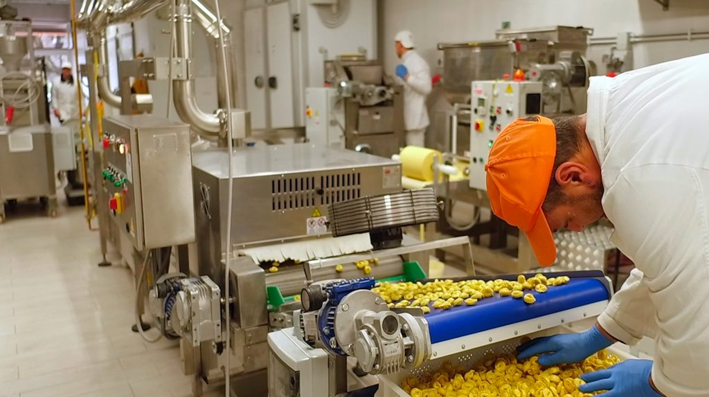pastorizzatore pasta fresca