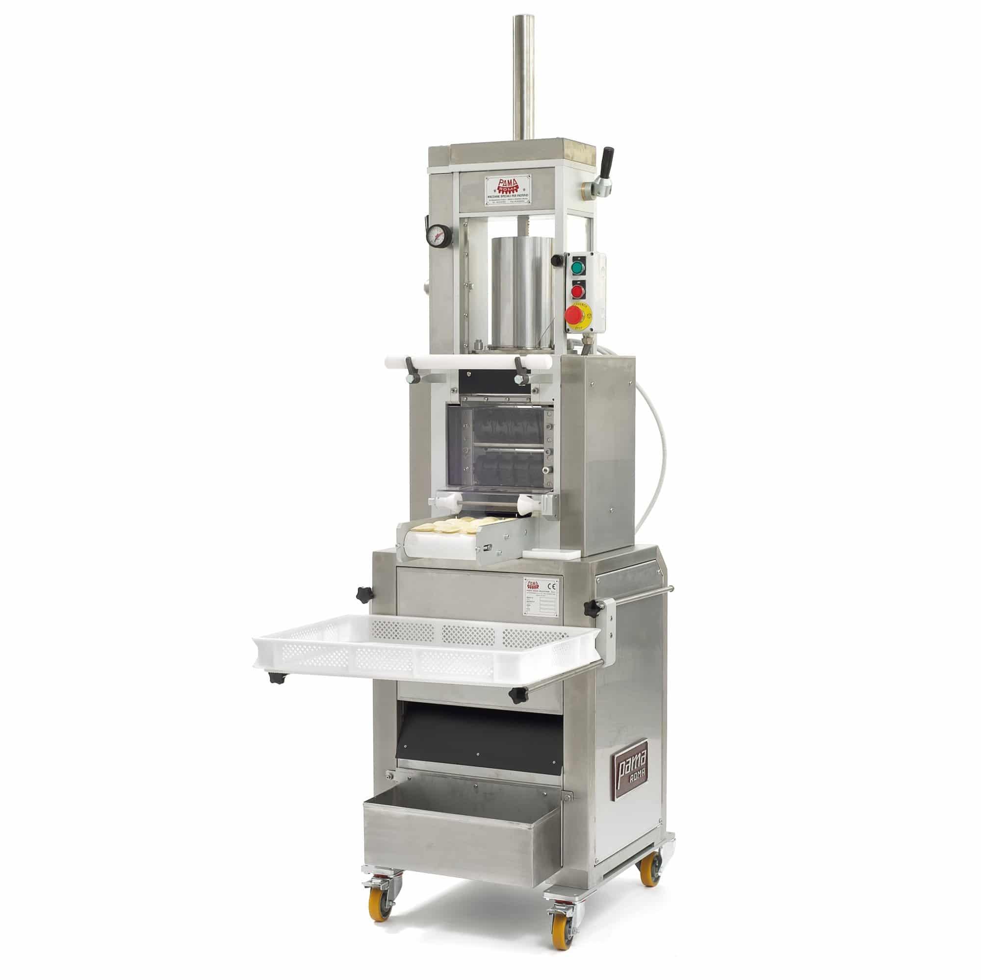 Macchine per pasta fresca raviolatrice per pasta fresca ripiena