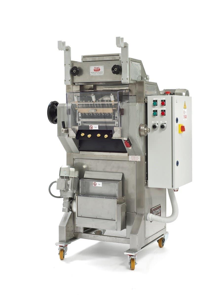Macchine per pasta fresca Formatrice per pasta fresca ripiena per cappelletti e agnolotti