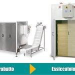 Processo produttivo produzione pasta secca