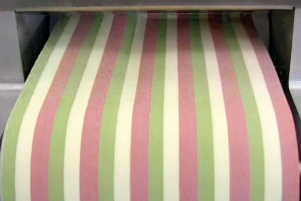 Macchine per pasta formati speciali sfoglia colorata