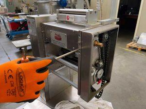 Assistenza e riparazioni macchine per pastifici