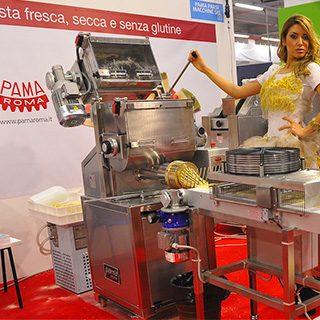 fiera macchine ristorazione pasta